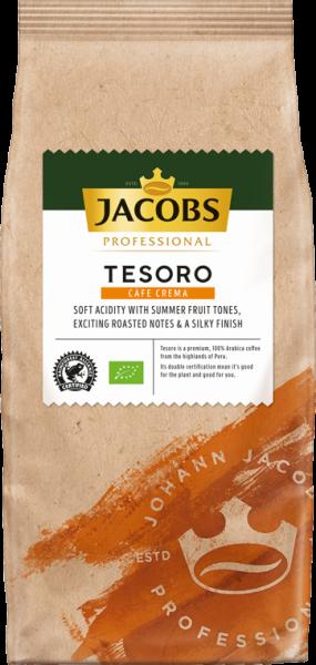 Jacobs Tesoro Bio Cafe Creme