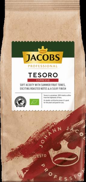 Jacobs Tesoro Bio Espresso
